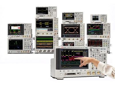 Keysight_oscilloscopes