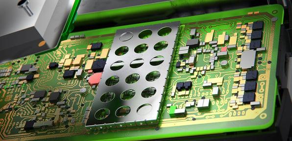 SOLIDWORKS-PCB-electrical-board-ECO-Altium