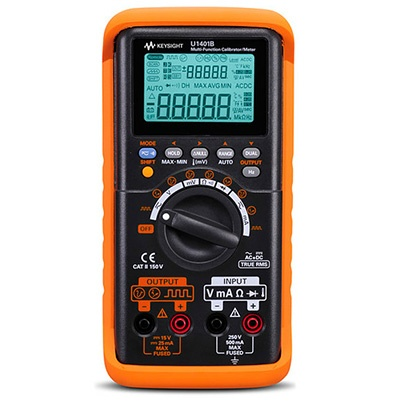 Keysigh U1401B multi-functional calibrator/meter