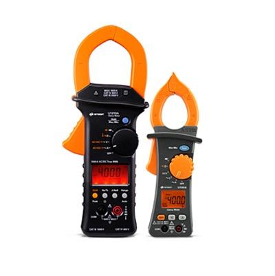 Keysight U1210 Series handheld clamp meters
