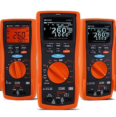 Keysight U1450A/60A Series Insulation Resistance Tester