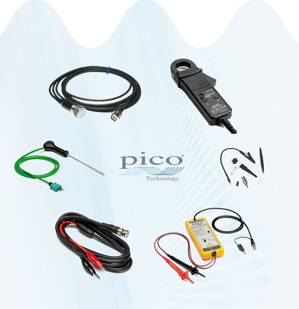 Pico Technology Accessories Overview