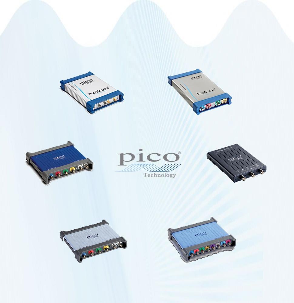 Pico Technology Oscilloscopes Overview
