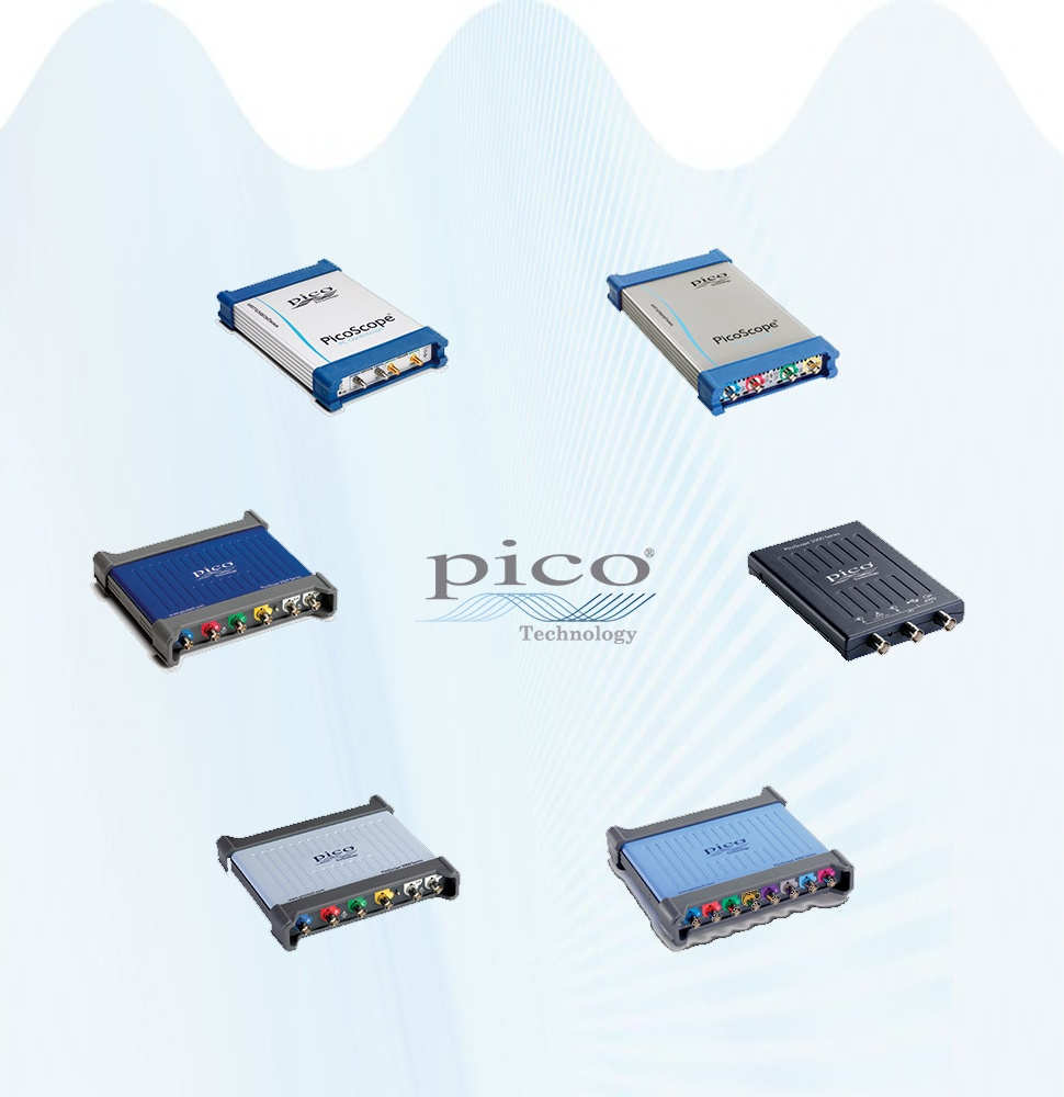 Pico Technology Oscilloscopes Overview
