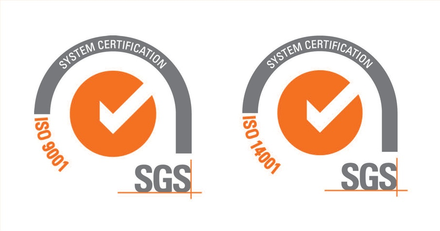 SGS_ISO9001_ISO14001_Certification