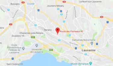 Map_Computer Controls SA, Route des Flumeaux 45, 1008 Prilly-1-1